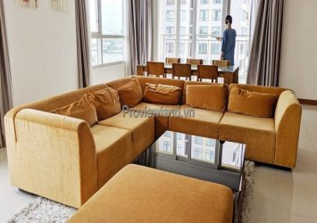 Xi Riverview Palace apartment for sale with 3 bedrooms luxurious furniture
