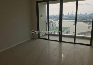 3 bedrooms river view apartment for rent in Diamond Island Maldives tower