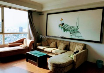 2 bedrooms apartment for rent in The Manor fully furnished on high floor