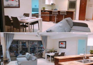 Masteri Thao Dien needs to rent 3-floor apartment full of high furniture