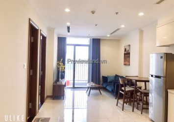 Vinhomes Central Park apartment for rent with 1 bedroom fully furnished