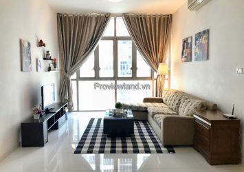 Low floor 2 bedroom apartment with fully furnished pool view in The Vista for rent