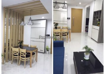 Fully furnished 2-bedroom apartment in Vista Verde for rent on high floor