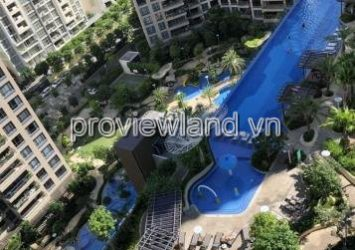 For sale 2 high-rise Estella apartments T3 tower basic furniture Xa Lo Ha Noi view