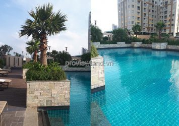 Apartment for rent in Tropic Garden middle floor nice view luxurious decoration.