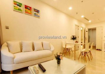 Apartment for rent in Vinhomes Golden River next to Bitexco District 1 full furnished