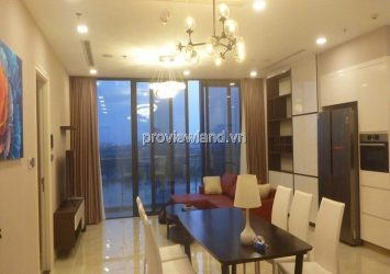 Vinhoms Golden River apartment with perfect utilities class furniture 3 bedrooms for rent