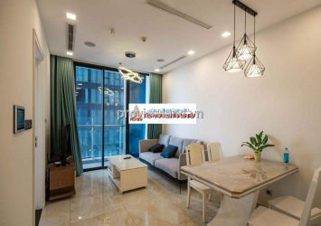 Vinhoms Golden River apartment for rent with nice view of Bitexco 2PN full furnished.