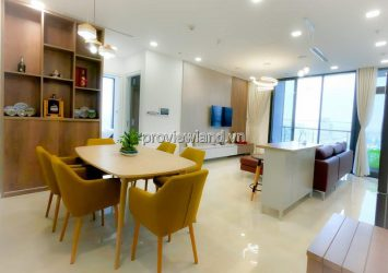 Luxury apartment for rent in Vinhomes Golden River view Landmark 81, 3 bedrooms