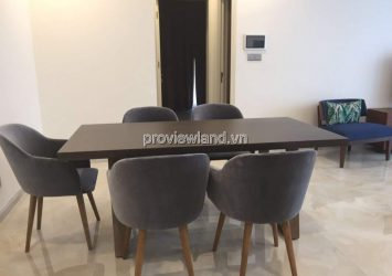 Vinhomes Golden River apartment with 3 bedrooms luxury furniture for rent