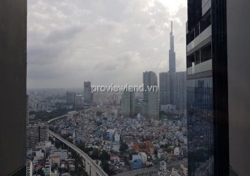 Luxury Vinhomes Golden River apartment for rent in block A3 with 1 bedroom