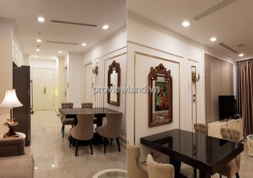 Vinhomes Golden River 1 bedroom apartment for rent in block A2 in middle floor with view of Bitexco
