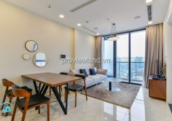 Aquaa 4 Vinhomes Golden River apartment for rent with 2 bedrooms luxurious class.