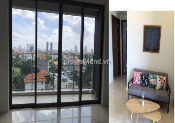 Apartment in The Nassim Thao Dien for rent low floor nice view 2 bedrooms