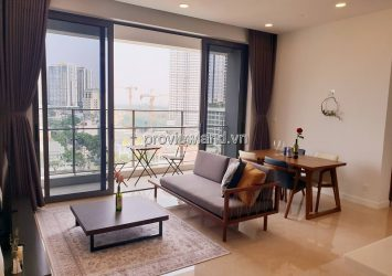 For sale apartment 2 bedroom low floor  with airy view at The Nassim Thao Dien