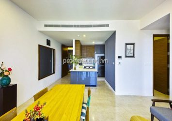 Apartment 2 bedroom with luxury furniture luxury design in The Nassim Thao Dien for rent