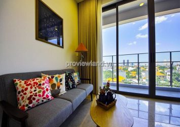Apartment 2 bedroom with luxury furniture luxury design in The Nassim Thao Dien for sale