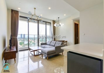 Apartment for rent in The Nassim low floor block B  2 bedroom fully furnished river view