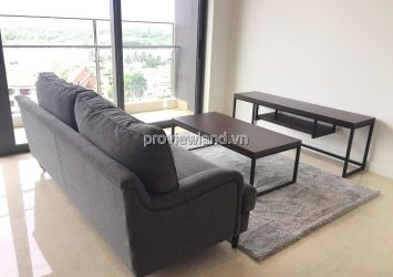 Nassim apartment for rent includes 3 bedrooms fully furnished with river view