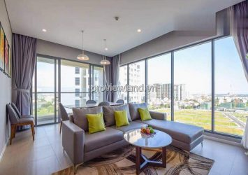 For rent Diamond Island 3 bedroom apartment with river view in Hawaii tower