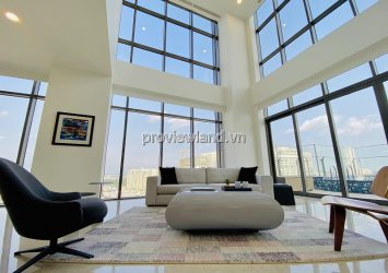 Penthouse Nassim Thao Dien for sale 389m2 with 2 floors 4 bedrooms private swimming pool