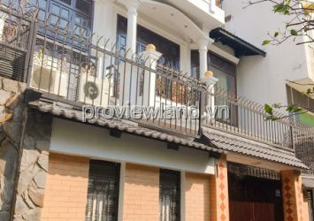 House for rent in Thao Dien District 2 1 ground 2 floor 110m2 without furniture