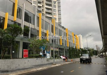 Shophouse for rent Masteri An Phu 170m2 rough house with 3 floors