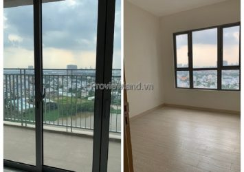 Palm Height apartment at T3 tower has cool river view with 3 bedrooms for rent