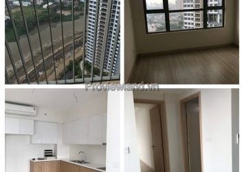 Palm Heights at T3 tower has cool view with 2 bedrooms for rent