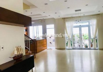 Villa for sale in An Phu - An Khanh residential area 1 ground 2 floors 8x16m