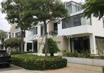 Villa in Lucasta Khang Dien D9 for sale architecture 1 ground 2 floors rough house