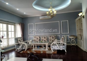 Saigon Pearl luxury villa 92 Nguyen Huu Canh 218m2 for sale
