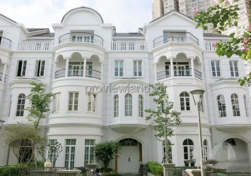 Saigon Paerl villa for sale, Compound, 36 units, 4 floors, using area 500m2