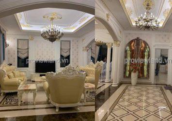 Selling Vinhomes Villa Bason District 1 area 325sqm 4 floors brand new house