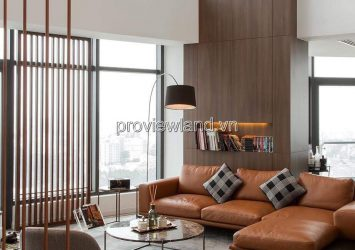 City Garden penthouse apartment for sale Tower B area 319m2 luxury furniture