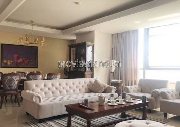 For sale apartment Xi Riverview Palace  luxuriously designed with 3 bedrooms