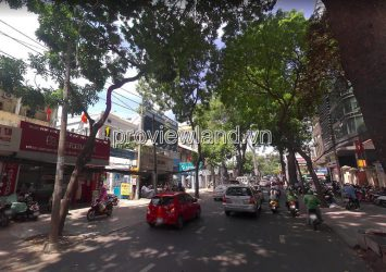 House for sale in District 1, front of Nguyen Dinh Chieu with 20x53m high building