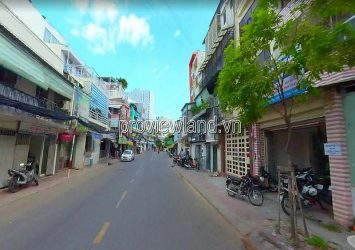 Townhouse for sale in District 1 front of Tran Dinh Xu street built 1 ground 4 floors