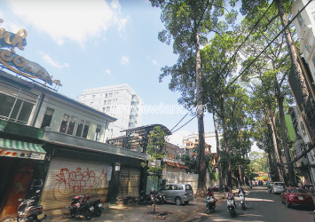Townhouse for sale in D1 frontage of Suong Nguyet Anh street land area 1200m2
