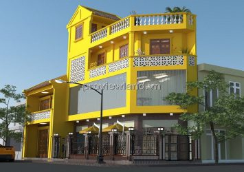 House for sale at street 61 Thao Dien D2 old house can rebuild with area of 58m2