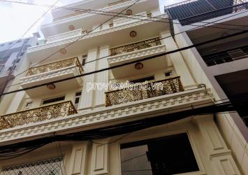 Townhouse for sale Phung Van Cung Phu Nhuan 5 floors 1 mezzanine area 91m2