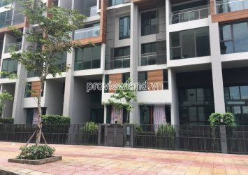 Shophouse townhouse for sale at D2Eight Thanh My Loi District 2
