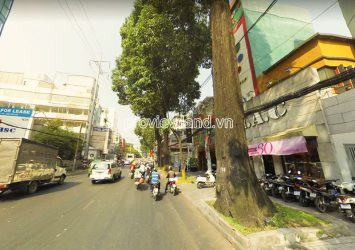 Need for sell the building in front of Dien Bien Phu street District 1 with 1 basement 7 floors