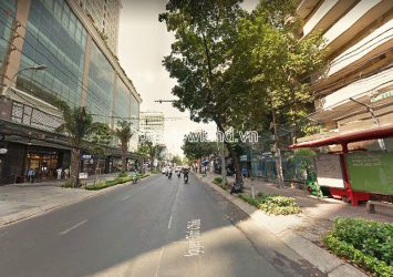 Office building at Nguyen Dinh Chieu District 3 for sale 1 basement 8 floors area 8x18m
