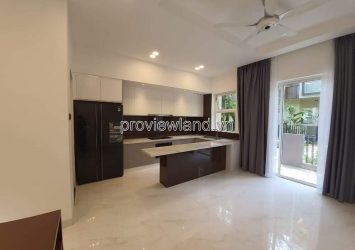 Palm Residence townhouse for rent in District 2 5.2x17m 3 floors 4 bedrooms