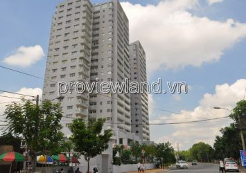 For rent  apartment Duplex in River Garden with 2 floors 2 bedrooms nice river view