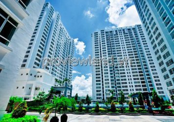 Apartment 4 bedroom fully furnished for rent in Hoang Anh Riverview