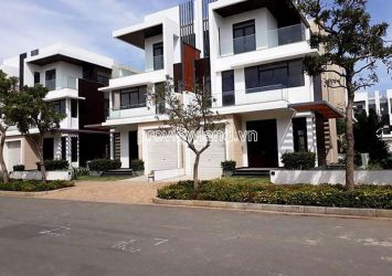 High-class villa with 1 ground floor 2 floors at Lucasta Khang Dien D9