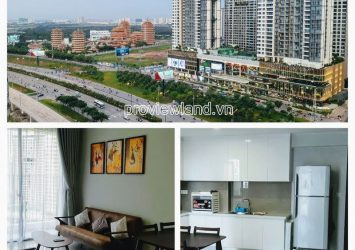 Apartment for rent in Masteri An Phu District 2 includes 2 bedrooms nice view