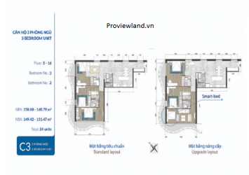 Waterina Suites needs to sell 3-bedroom luxury apartments pay 50% to get the house immediately